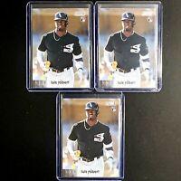 (3) 2020 Topps Stadium Club Luis Robert Rookie Card Lot (3) - White Sox RC!