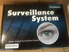 New Original Geovision GV-250 12 Ports D-Type Video Monitoring Card