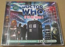 Doctor Who At The BBC Volume 3 Exclusive Archives 2x Cd Elisabeth Sladen Rare