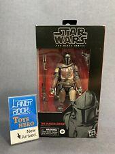 [Toys Hero] In Hand Hasbro Star Wars Black Series The Mandalorian 6 inch