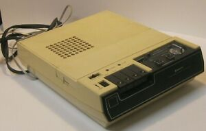 SANYO Telephone Answering System machine with Tapes Vintage 1970's TRA9907 Phone