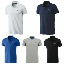 Adidas Originals Para Hombre Adi Pique Polo Golf Camisetas Camiseta Camiseta Top