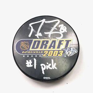 MARC-ANDRE FLEURY signed Hockey Puck PSA/DNA Chicago Blackhawks Autographed