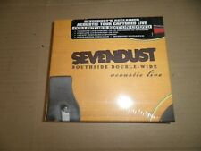 SEVENDUST - SOUTHSIDE DOUBLE-WIDE: ACOUSTIC LIVE [LIMITED] NEW CD