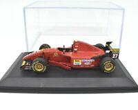 Ferrari F1 412 T2 Formula 1:43 Model Car diecast Hot Wheels Gp Alesi 1995