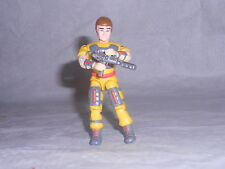 Figurine Vintage soldat LANARD type G.I JOE avec accessoires 1990