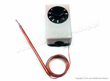 Thermostat Danfoss UT 73, wall mounting, capillary 1.5m 060H1302