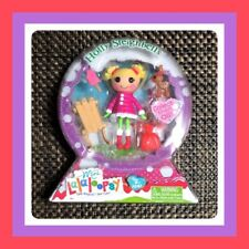 NEW IN PACKAGE Lalaloopsy HOLLY SLEIGHBELLS Mini Doll  #4 of Series 10