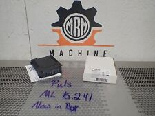 Puls ML15.241 Power Supply AC100-240V DC24-48V 0.63A New Old Stock