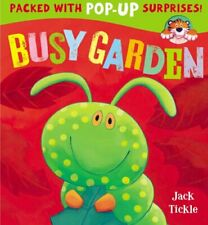 Busy Garden (Peek-a-boo pop-ups) by Jack Tickle 1848572387 free shipping