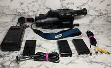 Samsung mycam VP-U10 vidéo 8 mm Caméscope/caméra enregistreur avec accessoires