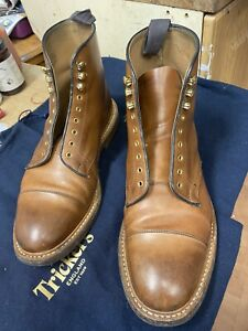 trickers boots 9.5 Axton