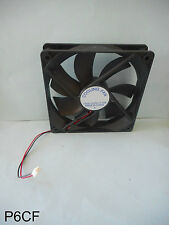 NEW 2-Pin 12v DC 120mm x 25mm Power Supply Replacement Cooling Fan 12025 0.14A