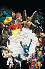 Justice Society of America Poster #1 by Alex Ross NEW SEALED