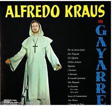 Alfredo Kraus: In Gayarre - LP Vinyl 33 Rpm