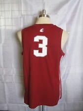 Nike Washington State Cougars NCAA Basketball Jersey #3 2XL Brand New With Tags