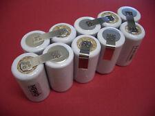 Gardena Batteria Sistema ACCU v12 a12 12v ap12 3.0ah NiMH batteria battery batteria di ricambio