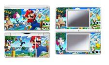 Super Mario 300 Vinyl Decal Skin Sticker Cover for Nintendo DS Lite DSL NDSL