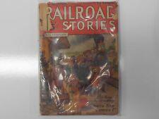 VINTAGE MAY 1936 RAILROAD STORIES BOOK