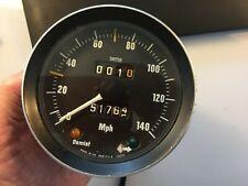 Jaguar   XJ6 Original Speedometer Series 2 1974-79  Shows 51764 Miles has Winder