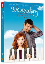 3 DVD-Box ° Suburgatory - Staffel 1 ° NEU & OVP