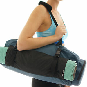 CLOSEOUT Yoga Mat Gym Bag Tote Carryall Waterproof Harness Mat Carrier