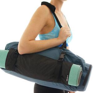 CLOSEOUT Yoga Mat Gym Bag Tote Carryall Waterproof Harness Mat Carrier