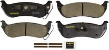 Disc Brake Pad Set-Total Solution Ceramic Brake Pads Rear fits 2004 Pacifica