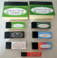Quintessential Smoking Filter Roach Tip Skinnes Pure Hemp Recycled Holy Rollers