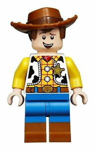 LEGO Disney Toy Story 4 Woody Minifigure from 10766 10767