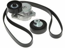 For 2004-2006 BMW X3 Serpentine Belt Drive Component Kit Gates 76426HS