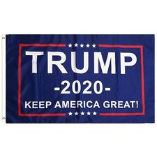 Trump 3x5 Foot Flag 2020 Keep America Great Again Donald for President USA