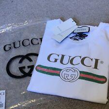 Gucci Logo t shirt women size M