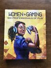 Women in Gaming 100 Pioneers of Play Hardcover by Marie Meagan ISBN 0744 New