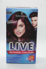 Schwarzkopf Unisex Purple Semi-Permanent Hair Colourants