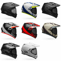 2020 Bell MX-9 MIPS Adventure Dual Sport Motorcycle Helmet - Pick Size & Color