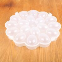 Plastic Deviled Egg Tray With Lid