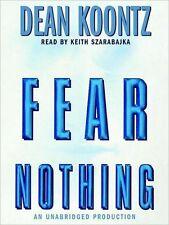 Dean KOONTZ / FEAR NOTHING     [ Audiobook ]