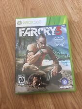 Far Cry 3 Xbox 360 Cib Game Complete XP1