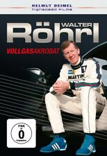 DVD Rallye Walter Röhrl - Vollgasakrobat Audi S1 Porsche 911 037 Lancia 81 min