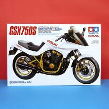 Tamiya 14034 1/12 Scale Motorcycle Model Kit Suzuki Gsx750s Katana