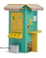 """American Girl LEA Clark Lea's Fruit Stand market store ONLY New 18"""" doll shop"""