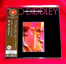 Bo Diddley Another Dimension MINI LP CD JAPAN UICY-93311
