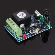 433MHz DC 12V 1 Channel Learning Code Wireless Remote Control Relay Mode Board