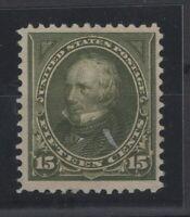 G138019/ UNITED STATES / SCOTT # 284 MINT MH CV 150 $