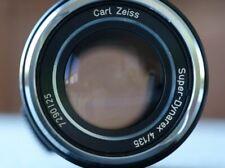 Carl Zeiss West Super Dynarex 4/135 mm M42 Zeiss Ikon Icarex TM EOS, NEX,Fuji X