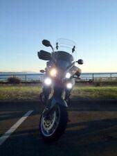 6000K LED Flood Lamps for Triumph Tiger Motorcycle 800 900 955i 1050 Explorer