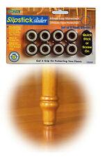 Hardwood Floor Protector: Table/Chair/Stool; Slipstick Slider (Chocolate), CB255