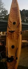 Yellow Tarpon 130T two person kayak gently used