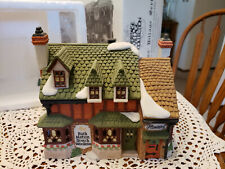 Dept.56 Dicken's Village Series Ruth Marion Scotch Woolens Le 17,500